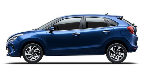Car rental in Goa - Book Maruti Suzuki Baleno for self drive