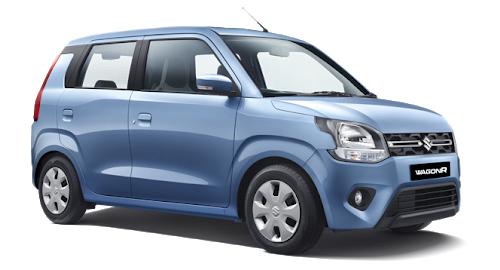 Car rental in Goa - Book Maruti Suzuki WagonR for self drive